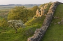 Hadrian's Wall, Walltown - Evening Light