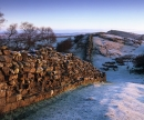 Walltown Crags - Hard Frost