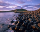 Dunstanburgh Castle First Light